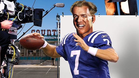 did john elway play for the baltimore colts