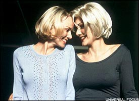 Naomi Watts & Laura Harring