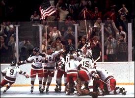 U.S.A. celebration