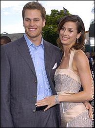 Tom Brady, Bridget Moynahan