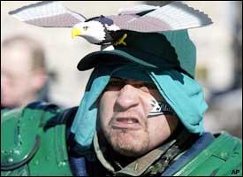 Eagles fan