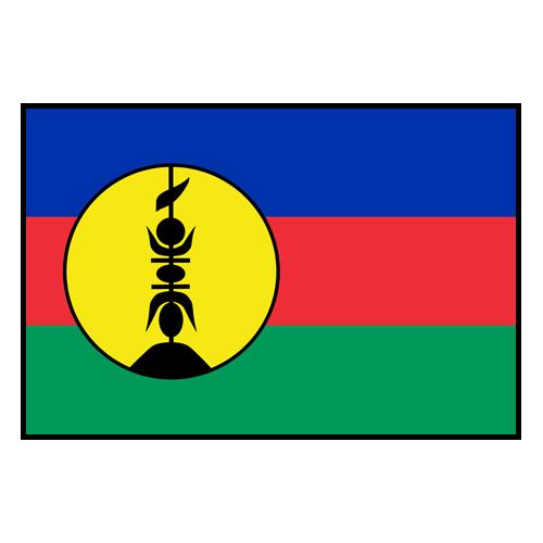 New Caledonia logo