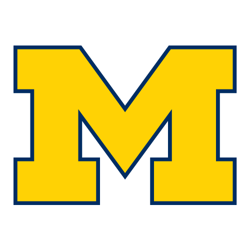 image relating to Printable College Football Schedules called 2019 Michigan Wolverines Program Figures ESPN