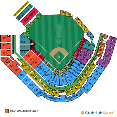 Pnc Park Seating Chart Rows Brokeasshomecom - Pnc park map seating