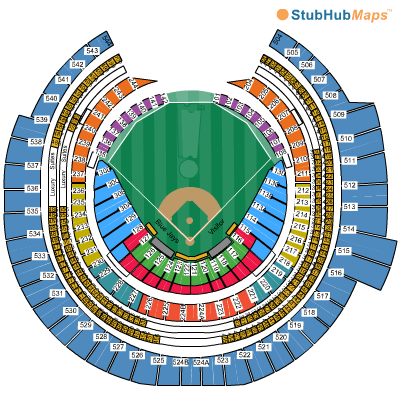 Blue Jays Interactive Seating Chart Td Ameritrade Park Seating - Blue jays seating chart