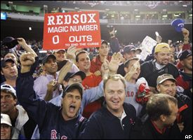 Red Sox fans