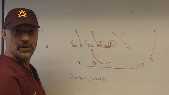 X S And O S Playbook Noel Mazzone ESPN Video ESPN