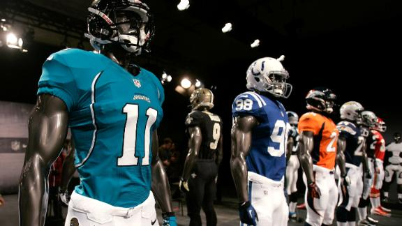 Nike raises NFL jersey prices - ABC7 San Francisco