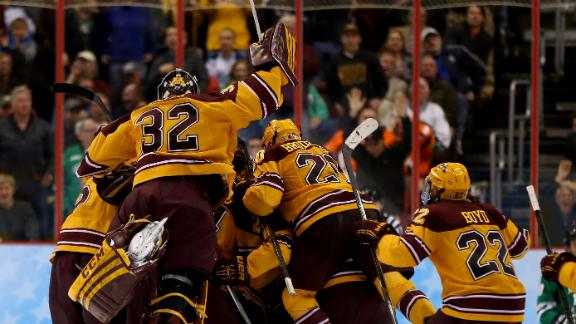 did the gophers win today