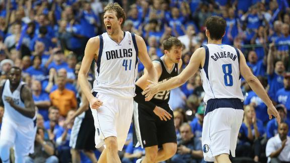 Monta Ellis helps Mavericks rally past Spurs to force Game 7