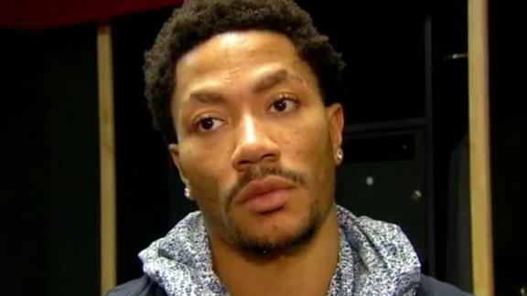 Derrick Rose Its The Whole Team Abc7
