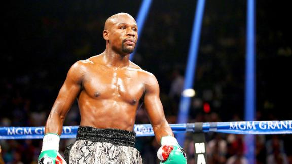 Floyd Mayweather announces fight with Manny Pacquiao is set for May 2 - ESPN