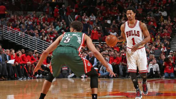 579d495445b8 Vintage D-Rose means trouble for Bucks