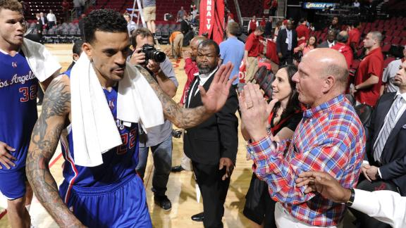 Matt Barnes Fined 50 000 For Comments To James Harden S