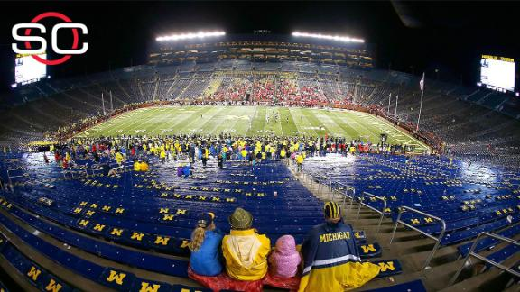 Major College Football Attendance Drops To Worst Average Since 2003 Abc11 Raleigh Durham