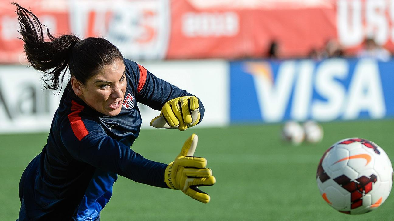 hope solo prepares for third world cup while dealing with recent