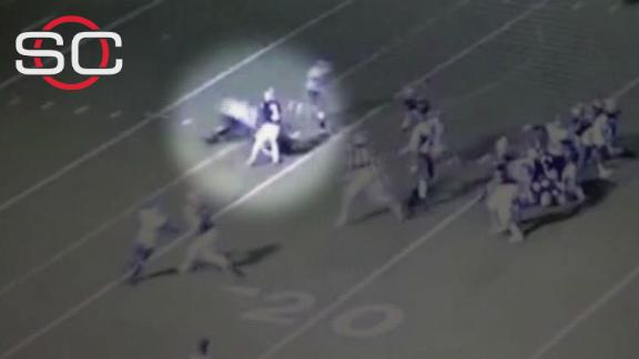 NFL Referees Association condemns hits on Texas high school