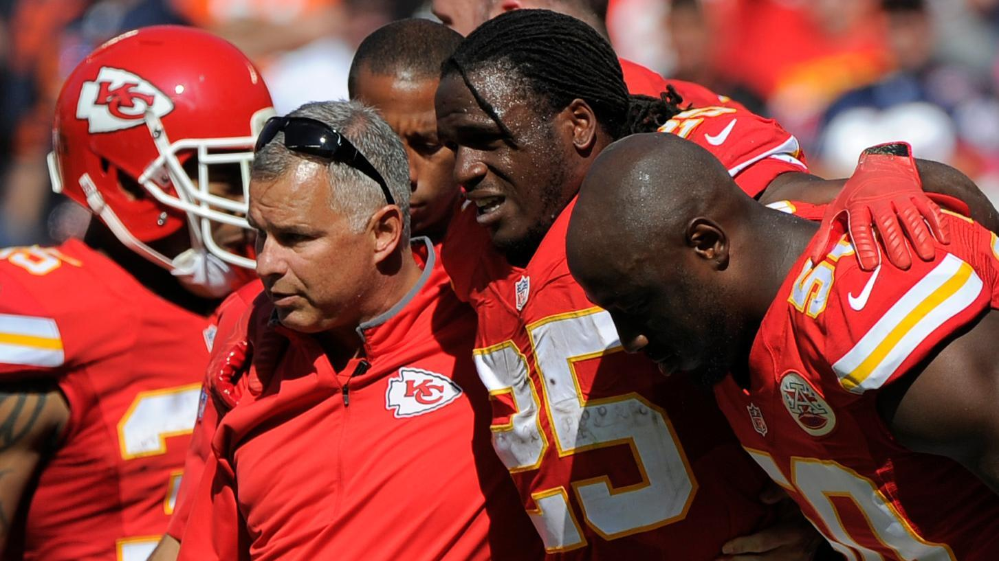 127b1f9220a6 Andy Reid  Jamaal Charles has torn ACL