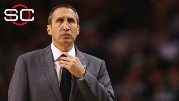 a492417616f David Blatt fired as Cavaliers coach  Tyronn Lue to take over team ...