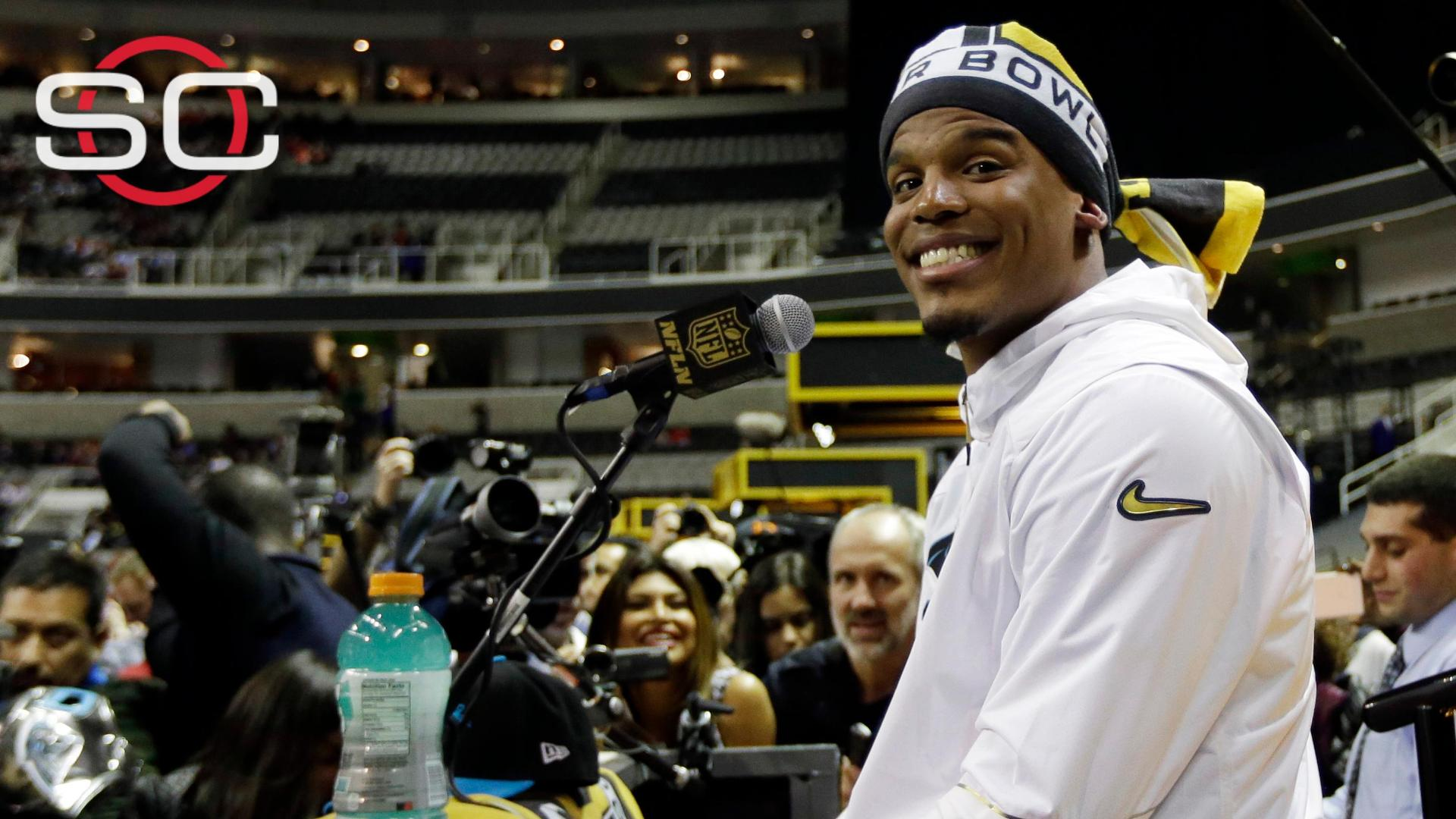 Cam Newton is odds-on favorite in Vegas to win Super Bowl ...