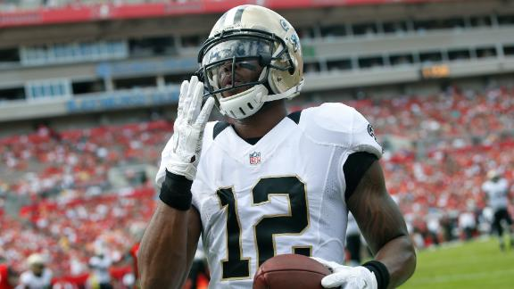 Marques Colston likely to be released by Saints - ABC7 San Francisco
