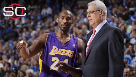 7e42f703dc9 Kobe Bryant says Knicks fans should put trust in Phil Jackson ...