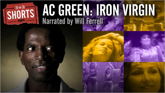 30 for 30 Shorts: A.C. Green Iron Virgin