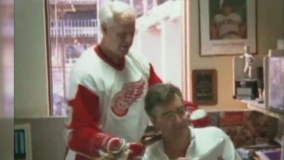 This is SportsCenter: Learning respect from Gordie Howe