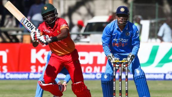Full Scorecard Of Zimbabwe Vs India 1st T20i 2016 Score Report Espncricinfo