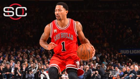 620bce5a2cbb Hometown Bulls send Derrick Rose to Knicks in multiplayer swap ...