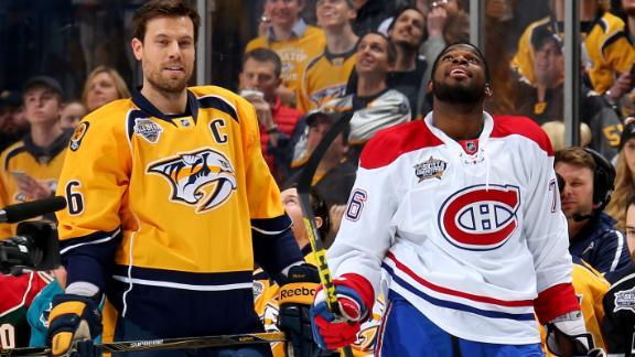 f85da0f6317 Predators acquire P.K. Subban from Canadiens for Shea Weber ...