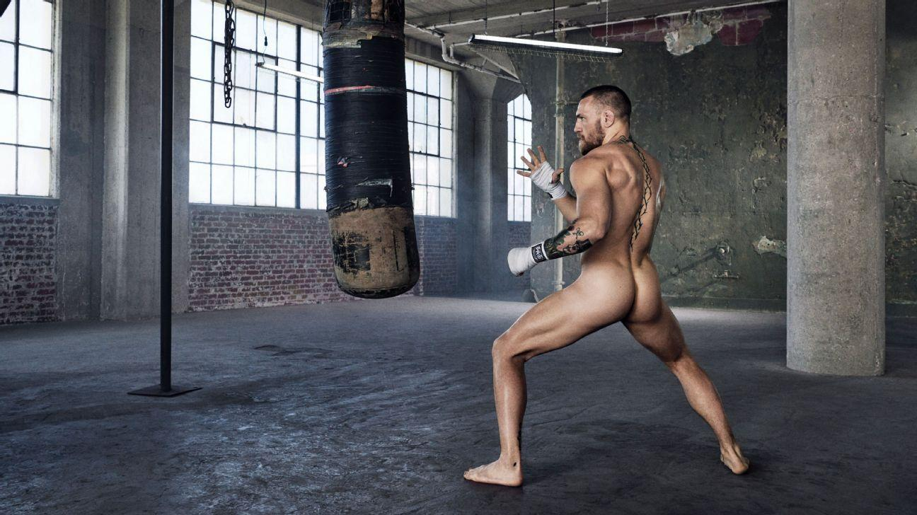 The Body Issue 2016: Conor McGregor