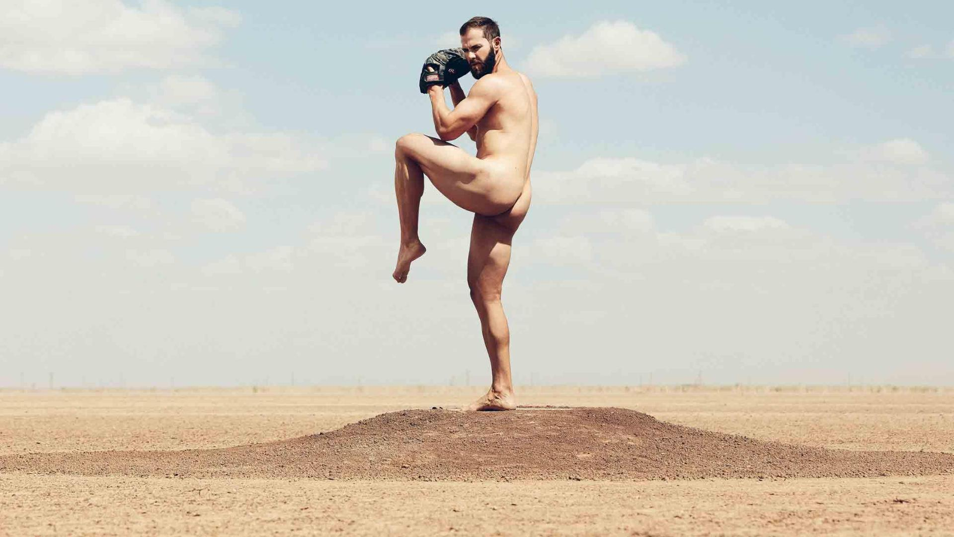 The Body Issue 2016: Jake Arrieta