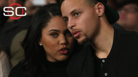 bf893a492e8 Ayesha Curry on rants during Finals   Didn t mean to offend anybody