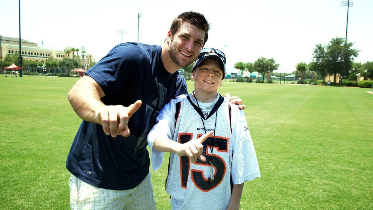 My Wish: Tim Tebow