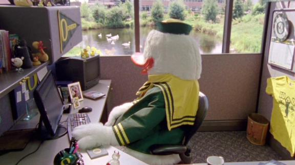 This is SportsCenter: Oregon Duck