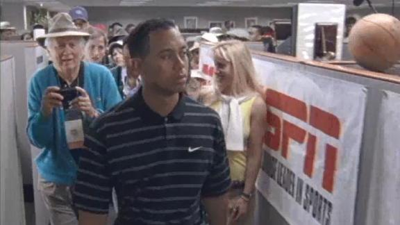 This Is SportsCenter: Tiger Woods - Gallery