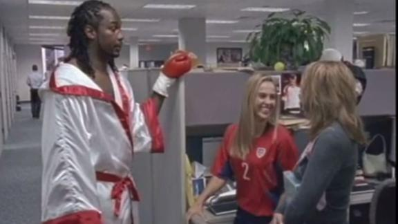 This Is SportsCenter: Lennox Lewis & Heather Mitts