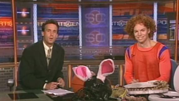This Is SportsCenter: Carrot Top