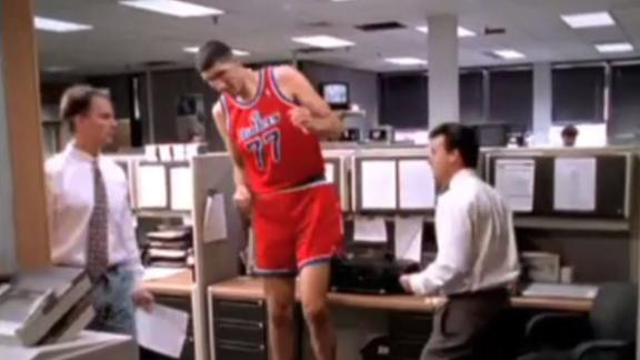 This Is SportsCenter: Gheorghe Muresan