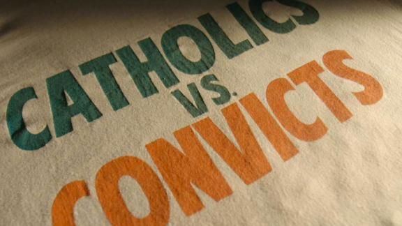 30 for 30: Catholics Vs. Convicts -Trailer