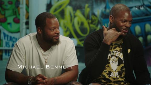 The time Martellus Bennett hung up on Coach K