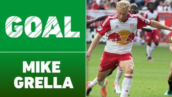 Video via MLS: Grella puts NYRB ahead