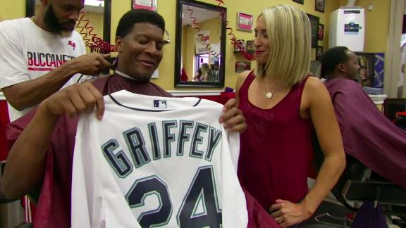 Winston aspired to be Griffey Jr. at a young age
