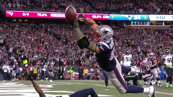 e59d27cf0 Rob Gronkowski: Flag-free final play in end zone 'is what it is ...