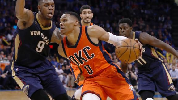Jason Kidd: Russell Westbrook can average triple-double