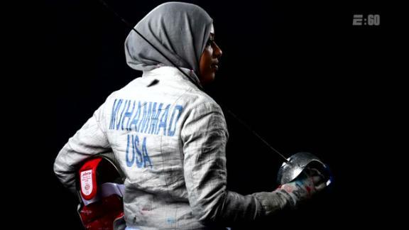 Ibtihaj Muhammad, Olympic trailblazer