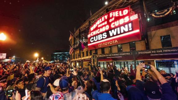 Relive the Cubs' thrilling World Series victory