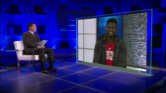 Zion Williamson explains why Drake wears his jersey