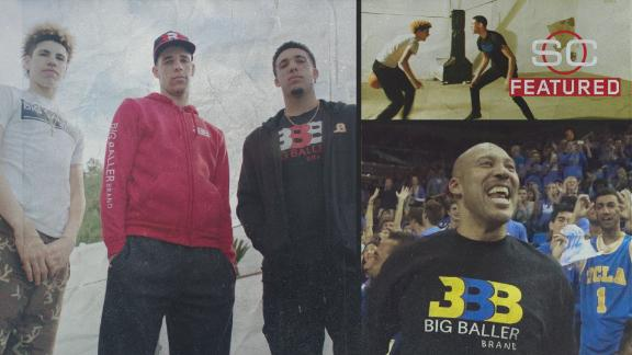 SC Featured: Ball brothers looking to change basketball